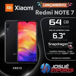 Xiaomi-Note7-Preto-64Gb // Versao Global-original
