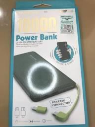 Powerbank (carregador portátil)