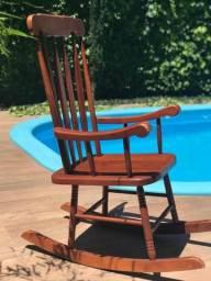 Cadeira de Balanço Moveis Masotti de Gramado
