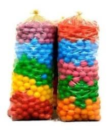 Bolinhas Coloridas - 500 unidades