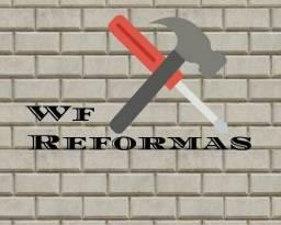 Reformas e manutenção