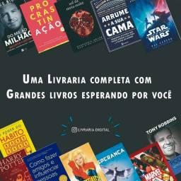 Livros Novos com Frete Grátis @LivrariaDigital