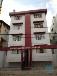Apartamento para alugar com 1 dormitórios em Barro vermelho, Natal cod:3520