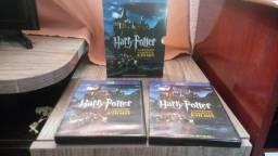 Filme Harry Potter em Blu ray