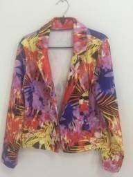 Blazer e jaqueta
