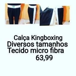 Atacado Calças KickBoxing P,M,G,GG,XG Produtos novos e embalados