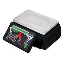 Balança Digital de Precisão 35 kg Comercial Ramuza Atena 2 com etiquetadora