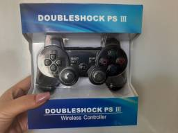 Controle Wireless Doubleshock PlayStation 3