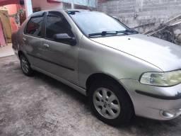 Fiat Siena ELX 1.0 16v (25 anos) 2002