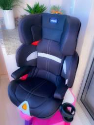 Vendo Cadeira Auto Chicco Oasys 2-3, 15kg a 36kg!