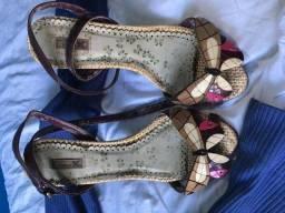 Roupa e calçado