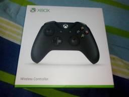 Caixa Controle Xbox
