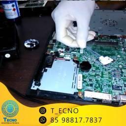 Técnico Domiciliar - Conserto Pc, Notebook, Netbook e All in One
