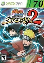 Naruto Storm 2 xbox 360 novinho, usado comprar usado  Duque de Caxias