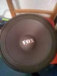 Auto falante 15' vox sound - troco por celular comprar usado  Novo Hamburgo