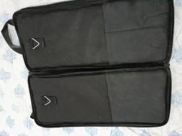 Bag para baquetas comprar usado  São João de Meriti