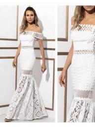 Vestido branco Fabulous Agilita comprar usado  Foz do Iguaçu