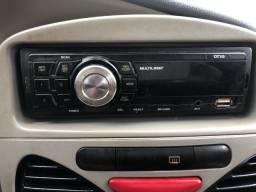 Som de carro Multilaser  MP3, Rádio AM, FM, Pen Drive