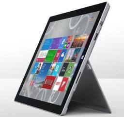 Surface Pro 3 com caneta - I7, 8GB, 512GB Aceito Notebook menor valor