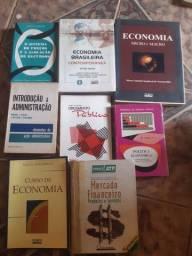 ECONOMIA, ADMINISTRACAO E ESTATISTICA.