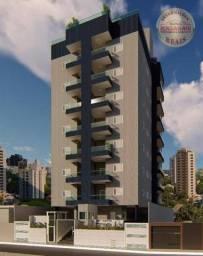 R$ 165.000 Apartamento à venda, 38 m² por R$ 165.000,00 -Guilhermina - Praia Grande