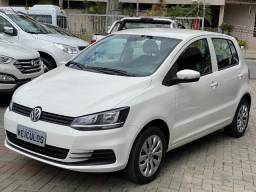 Vw Fox TrendLine 1.0 Flex 2017 Completo