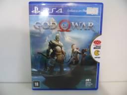 Jogo de ps4 god of war 4