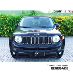 Jeep renegade sport 4x4 2.0
