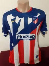 Camiseta Do Atlético De Madrid