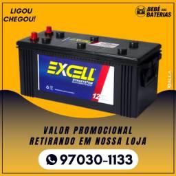 Bateria de Caminhão - 150am Excell 1 Ano de Garantia - Rio de janeiro