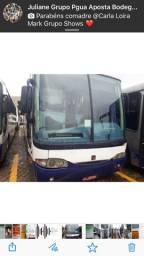 Ônibus rodoviário Mercedes comil 2002
