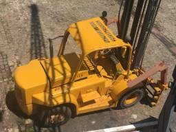 Empilhadeira Hyster Diesel 7 toneladas