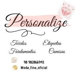 Personalização