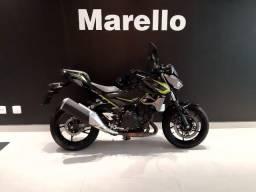 Kawasaki z400 Abs Cinza 2019/2020 - Moto Bem Conservada, Revisada c/Garantia!