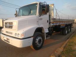 Mercedes Benz 1620 Truck Carroceria 2011