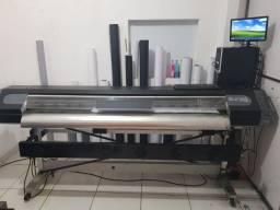 Plotter de Impressão grandes Formatos