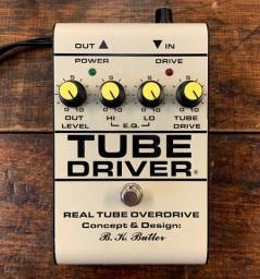 BK Butler's original hand made Tube Driver with Bias