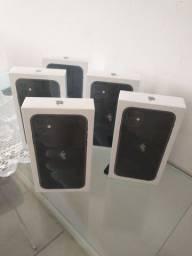iPhone 11 128gb preto lacrado (Olindaimport)
