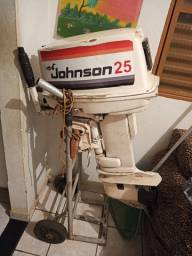 Motor de popa Johnson