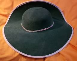 Chapéu feminino preto