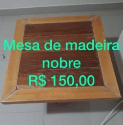 Mesa-Madeira Nobre