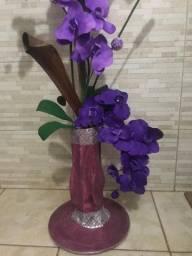Vasos decorativo artesanais