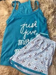 Pijamas fresquinhos