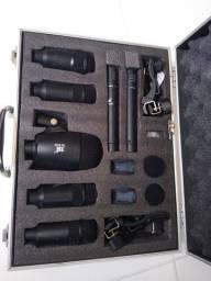 Microfone para bateria (kit)