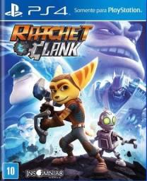 Ratchet e Clack Ps4