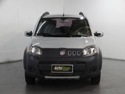 Fiat Uno Way 1.4 Flex Prata