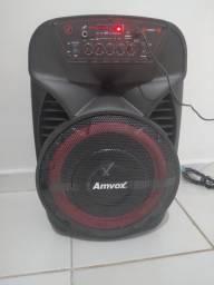 Caixa amplificada amvox