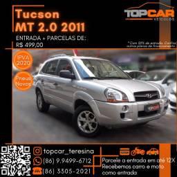 Hyundai Tucson MT 2.0 2011
