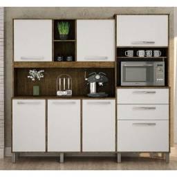 Armario cozinha 7 Portas e 2 Gavetas Novo Pronta entrega