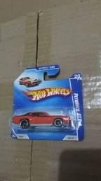 Miniatura Carrinho Hot Wheels Plymouth GTX